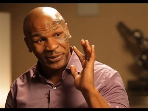 mike tyson mao tattoo mike tyson talks