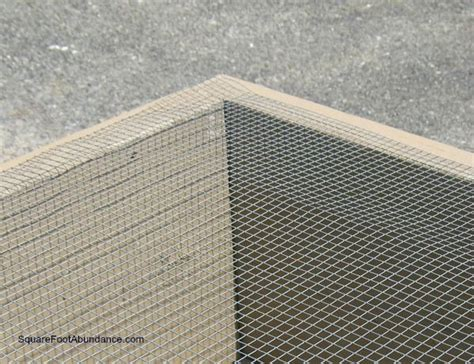 Fence For Raised Bed Garden - do you really need raised garden beds abundant mini gardens