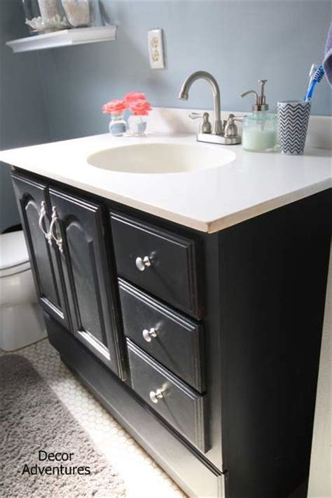 bathroom vanity makeover ideas bathroom vanity makeover 187 decor adventures