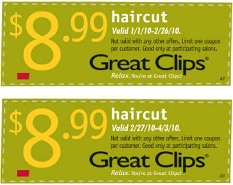 haircut coupons sport clips great clips 8 99 haircut coupon pro