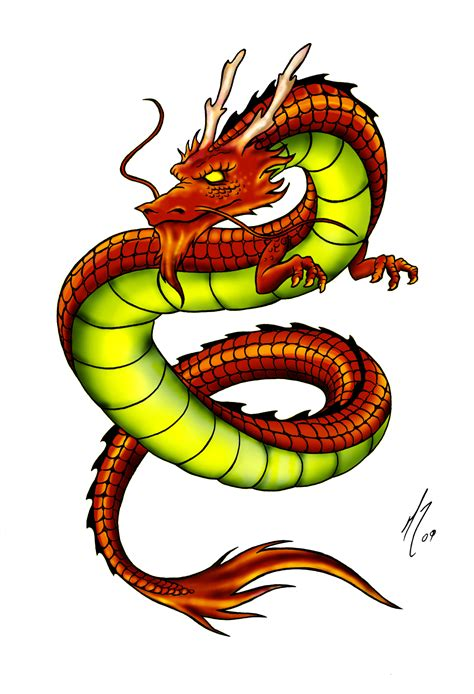 small chinese dragon tattoo designs pictures images clipart best