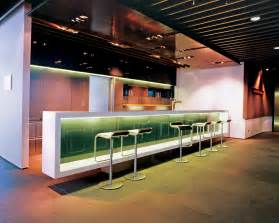 walls modern restaurant