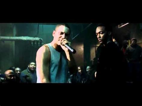 eminem movie rap battle lyrics eminem vs papa doc final battle 8 mile youtube