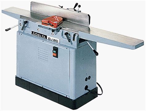 delta bench jointer jointers