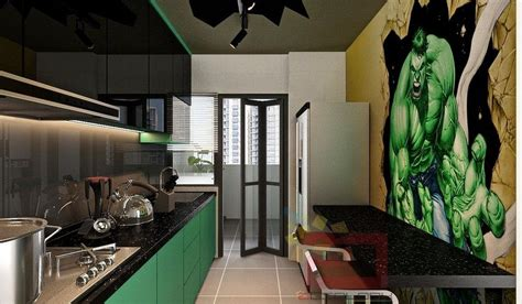 check out this radical avengers themed house geektyrant check out this radical avengers themed house geektyrant