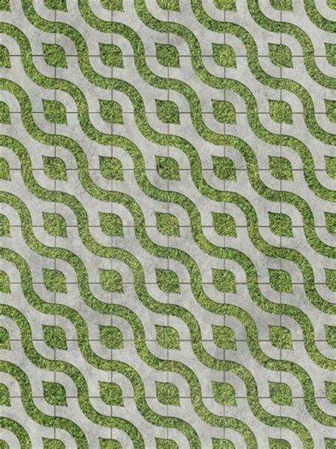 photoshop view pattern creative permeable pavers cool designs pinterest