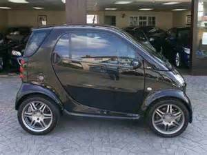 smart 2006 fortwo brabus 74 auto black car for sale