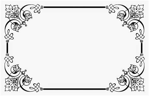 template frame undangan beberapa contoh desain bingkai undangan pernikahan9 jpeg