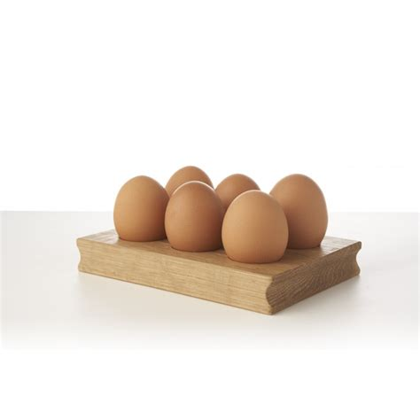 Egg Rack oak wooden egg racks