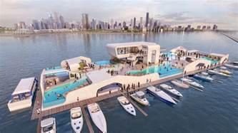 Home Design Dream House new floating island on lake michigan ivy magazine