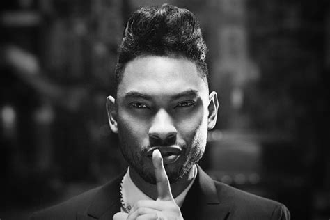 miguel hairstyle miguel all i want is you kaleidoscope dream album