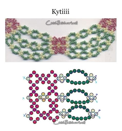 Simple beading patterns 171 free patterns