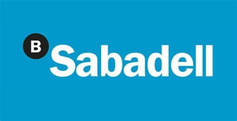 banco sabadell bank logos logo banco sabadell mejores pr 233 stamos