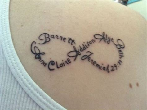 infinity tattoo with name generator 28 cute infinity tattoos