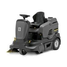 Karcher Second Side Broom Left sweep roller chest km 90 60 r bp adv mf karcher