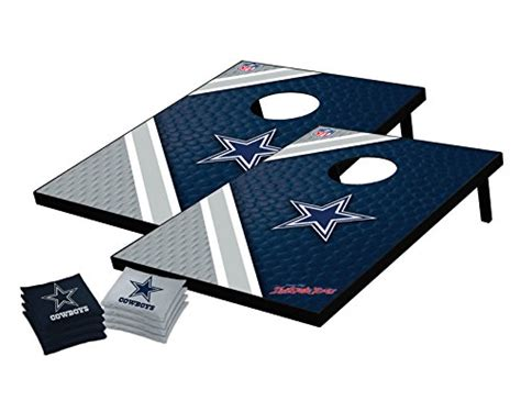 sports nfl bean bag toss cowboys tailgate toss dallas cowboys tailgate toss
