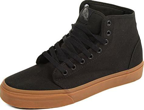top 10 hottest black leading men 106 park shows bet vans unisex 106 hi high top skate shoes m10 black
