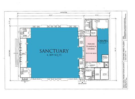 sanctuary green floor plan rooms pricing west park presbyterian church