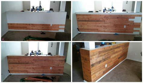 Delightful Christmas Tree Boxes For Storage #8: 1001pallets.com-pallet-half-wall.jpg