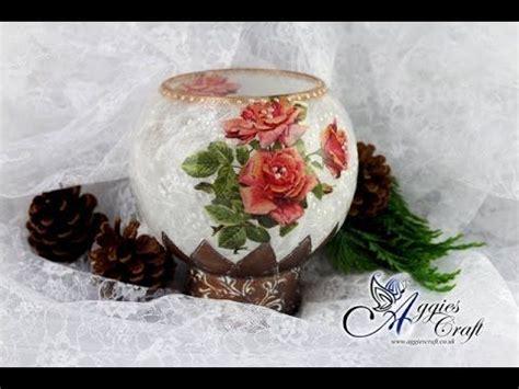 decoupage tutorial glass 25 unique decoupage glass ideas on pinterest diy