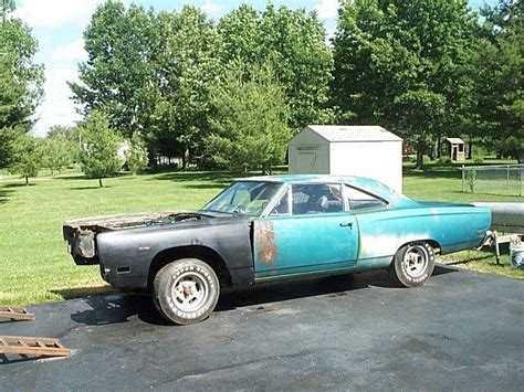 1969 plymouth roadrunner parts 1969 plymouth roadrunner 383 4spd solid and