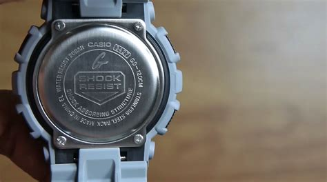 Casio Gshock Gd 120cm 8 casio g shock gd 120cm 8 indowatch co id