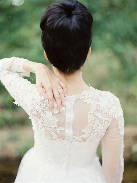 wedding hairstyles 12 beautiful bridal updos weddingsonline