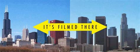 A Place Filming Location Filming Locations Of Chicago And Los Angeles