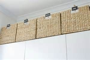 Baskets For Kitchen Cabinets Pin By Theoldhen Com On Woven Pinterest