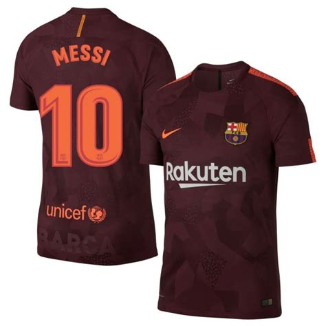 barcelona jersey 2018 barcelona 3rd kids messi jersey 2017 2018 official