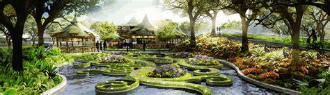 Landscape Architect Kuching Design Concept Saradise