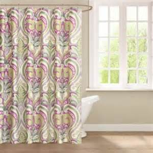 Echo Design Curtains Echo Design Vineyard Paisley 72 Inch X 72 Inch Shower Curtain Bedbathandbeyond Cuban