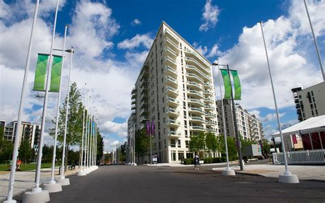 london  olympic athletes village idesignarch