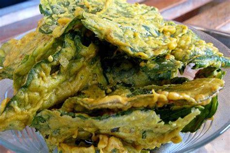 cara membuat omelet bayam resep dan cara membuat keripik bayam yang renyah