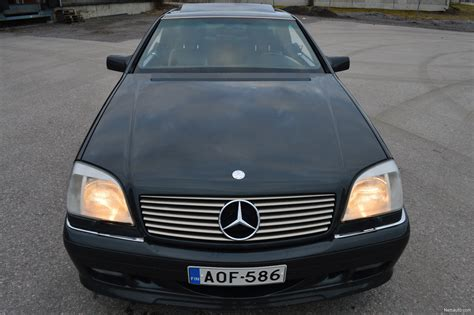 security system 1993 mercedes benz 500e interior lighting mercedes benz sec w140 600 sec v12 coup 233 1993 used vehicle nettiauto