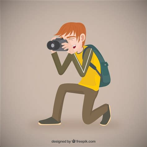 photographer vector photographer illustration vector free