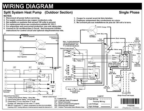 air source heat wiring diagram dual fuel wiring