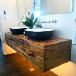 Custom Wooden Vanity Best 25 Timber Vanity Ideas Only On