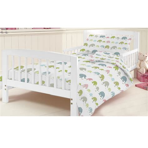 cot coverlet ready steady bed children s kids cot bed junior duvet