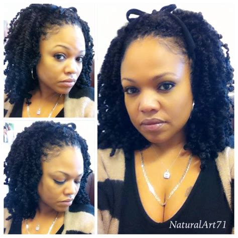 n afy bomo twist hair nafy collection bomb twists week 3 protective stylin