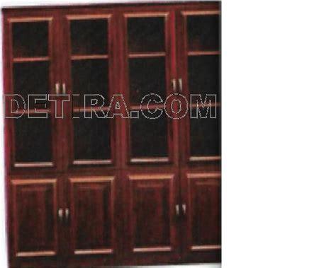 Lemari Arsip Kayu 3 Pintu lemari arsip kayu detira dot detira dot