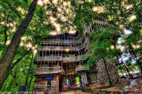 crossville tn treehouse the minister s treehouse 15 000 sq ft crossville tn