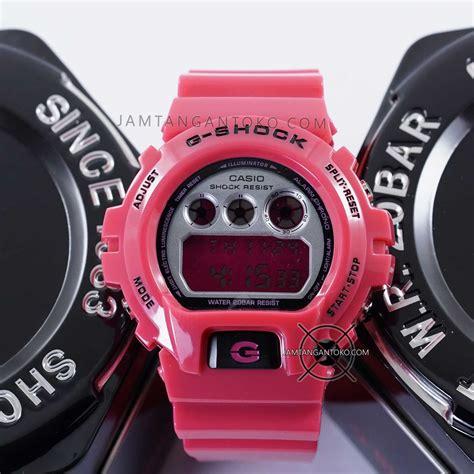 Jam Tangan Dw Ori Kulit g shock ori bm dw 6900 pink glossy toko jam tangan