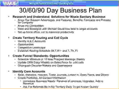simple business plan template tristarhomecareinc