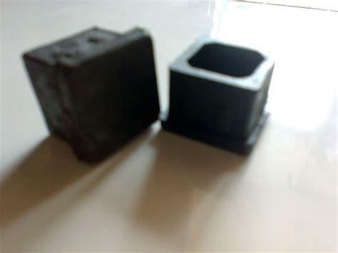 Ring Kotak 3 Cm produksi aksesoris dari plastik karet kaki holo 3x3
