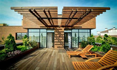 Schöne Moderne Bilder by 1001 Ideen F 252 R Terrassengestaltung Modern Luxuri 246 S Und