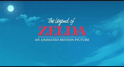 Studio Ghibli Film Trailer | zelda x ghibli film trailer youtube