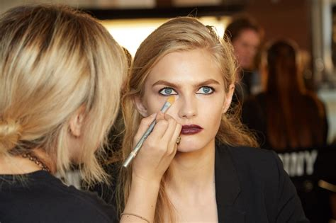 Makeup Artist fall makeup ideas from makeup artists