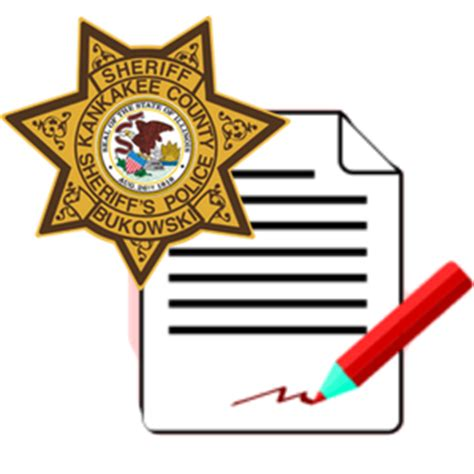 Kankakee County Warrant Search Scam Alert 7 3 14 Kankakee County Sheriff