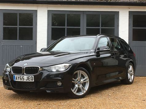 used bmw 335d used sapphire black bmw 335d for sale west sussex